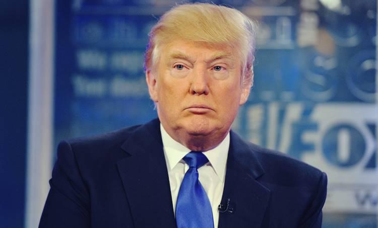 Donald Trump, US, US President