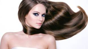 woman with long hair, myths related to hair