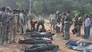 Maoist killed in encounter