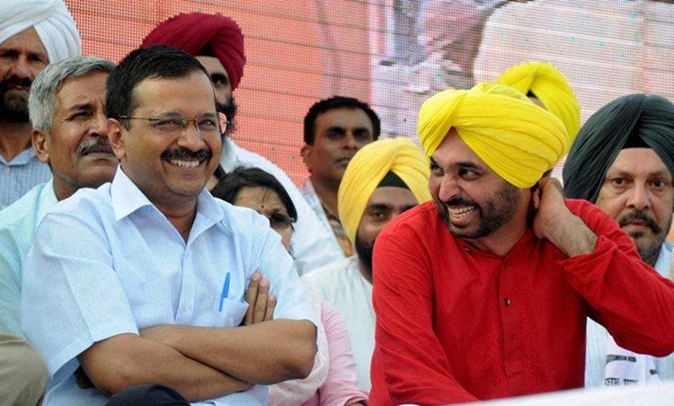 AAP, Aam Admi Party, Arvind Kejriwal, Punjab Election