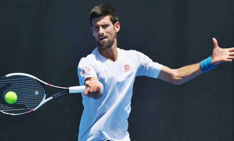Novak Djokovic, australian open, tennis