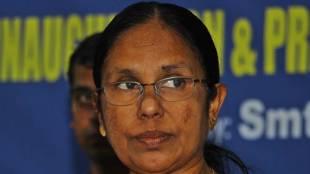 Minister KK Shylaja, കെ.കെ.ശൈലജ, മന്ത്രി ശൈലജ, മന്ത്രി ഷൈലജ, kerala Ministry, Health Minister, Thiruvananthapuram General Hospital
