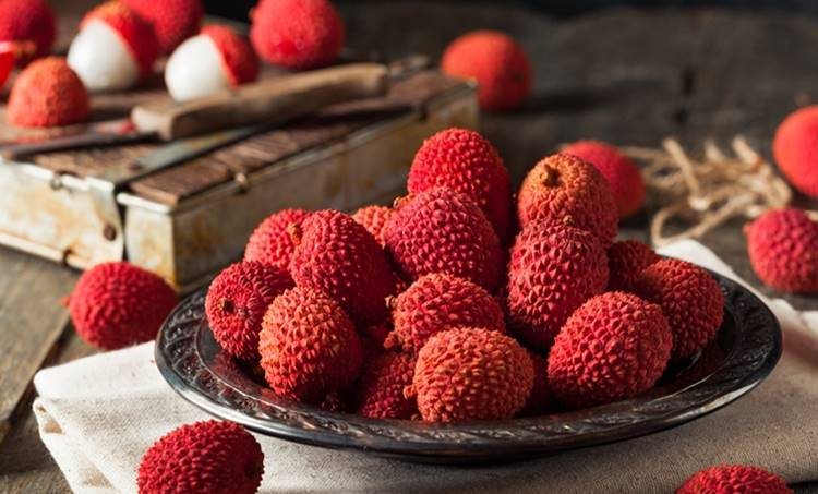 lychee fruit, health, food