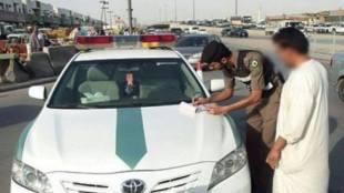 traffic, saudi, riyadh