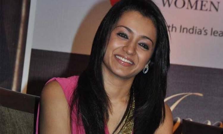 trisha krishnan, actress