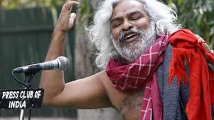 Maoist sympathizer poet gaddar turns to spiritual politics