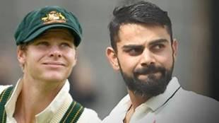India, Australia, Test Cricket