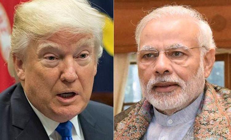 നരേന്ദ്ര മോദി, ഡൊണാൾഡ് ട്രംപ്, Narendra Modi, Donald Trump, India, US, ഇന്ത്യ അമേരിക്ക ഉഭയകക്ഷി ബന്ധം, മോദി-ട്രംപ് കൂടിക്കാഴ്ച, Modi meets Trump
