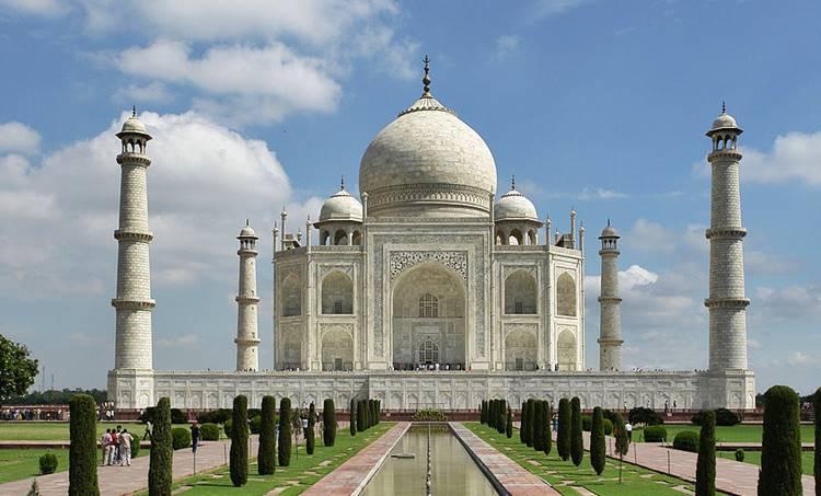 taj mahal, new delhi