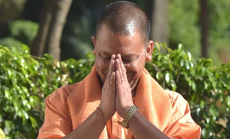 Yogi Adityanath, election commission