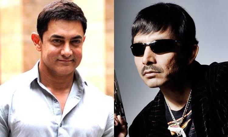 krk, Aamir Khan, Kamaal R Khan