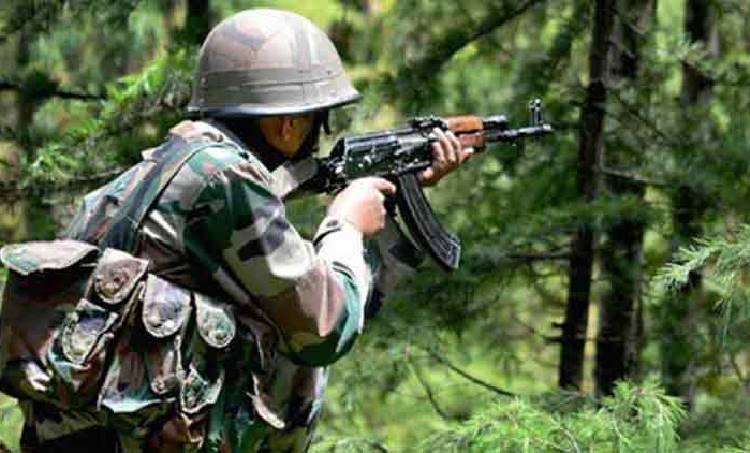 indian army, jammu kashmir