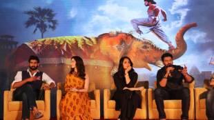 bahubali, Prabhas, Rana Daggubati, Anushka Shetty, Tamannaah, audio release