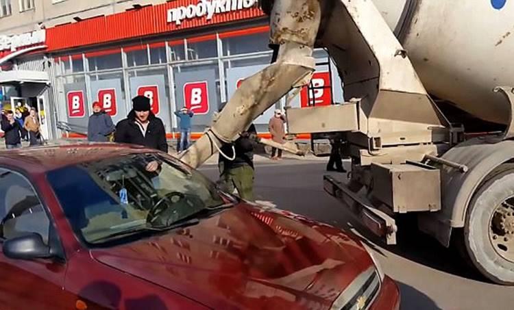 russia, car, husband, wife