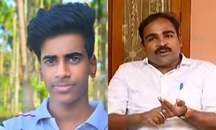 Jishnu Pranoy, JIshnu's uncle srijith, mahija, hunger strike, avishna, jishnu, asokan, cpim, kerala state, ldf government