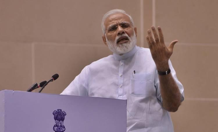 പ്രധാനമന്ത്രി നരേന്ദ്ര മോദി, Prime Minister Nrendra Modi, Narendra Modi, Prime Minister, PMO India, Modi's Speech, IE Malayalam, Indian Express Malayalam
