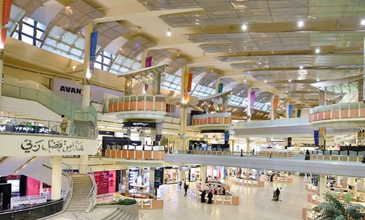 saudi arabia, shopping mall