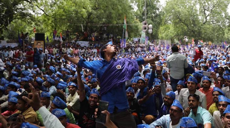 bhim army, dalit