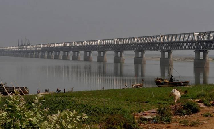 Dhola-Sadiya bridge, india's longest bridge, ഇന്ത്യയിലെ നീളം കൂടിയ പാലം, Dhola-Sadiya bridge, Brahmaputra river, China Border, India's longest
