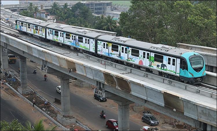 കൊച്ചി മെട്രോ കളക്ഷൻ, Kochi Metro collection, കൊച്ചി മെട്രോ, Kochi metro, First Week Collection, കൊച്ചി മെട്രോ ആദ്യ ആഴ്ച, Kochi Metro national record collection, കൊച്ചി മെട്രോയ്ക്ക് ദേശീയ റെക്കോഡ്