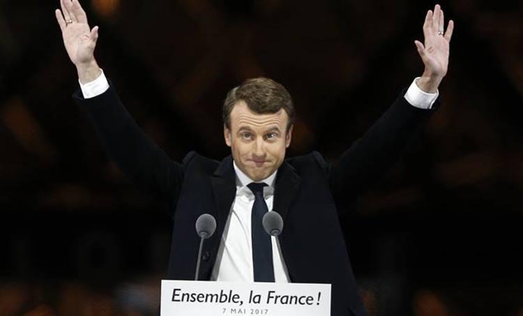 Emmanuel Macron, French President, France, President Election, Investment Banker Emmanuel Macron, Centrist Emmanuel Macron, French election results 2017