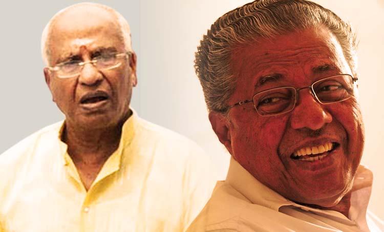 O Rajagopal MLA, Pinarayi Vijayan, kerala legislative assembly, o rajagopal mla's question, mistake of rajagopal mla