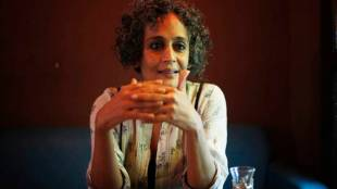 arundhathi roy, The ministry of utmost happiness