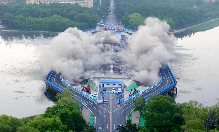 china, bridge