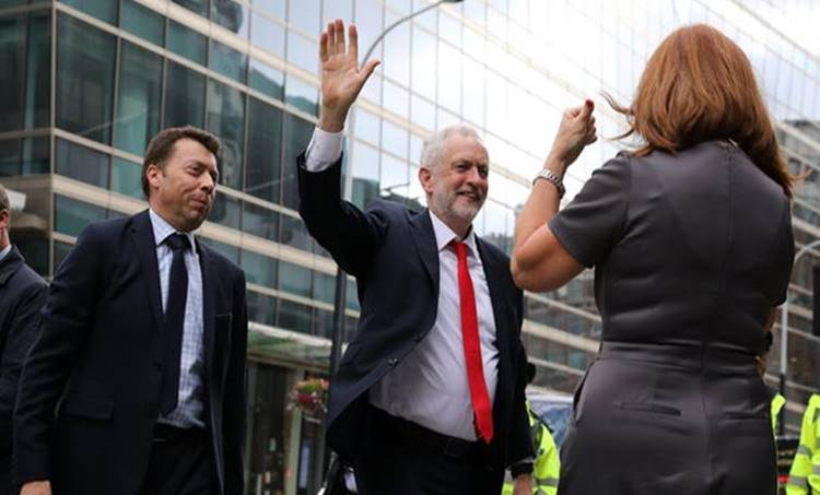 jermy corbyn, Britain's opposition, Labour Party,