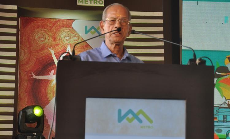 """Metro man, Metro man of India, E Sreedharan, Jammu Kashmir transit systems """" />"""