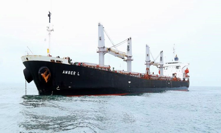 Boat ship accident, Kerala Boat, Panama registered Ship hit kerala boat, പുറംകടലിൽ കപ്പൽ ബോട്ടിലിടിച്ചു, കാണാതായ മത്സ്യത്തൊഴിലാളിയെ കണ്ടെത്തിയില്ല, ആംബർ എൽ