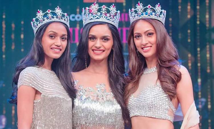 femina miss india, Manushi Chhillar