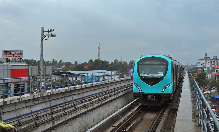 kochi metro, gender equality, freedom