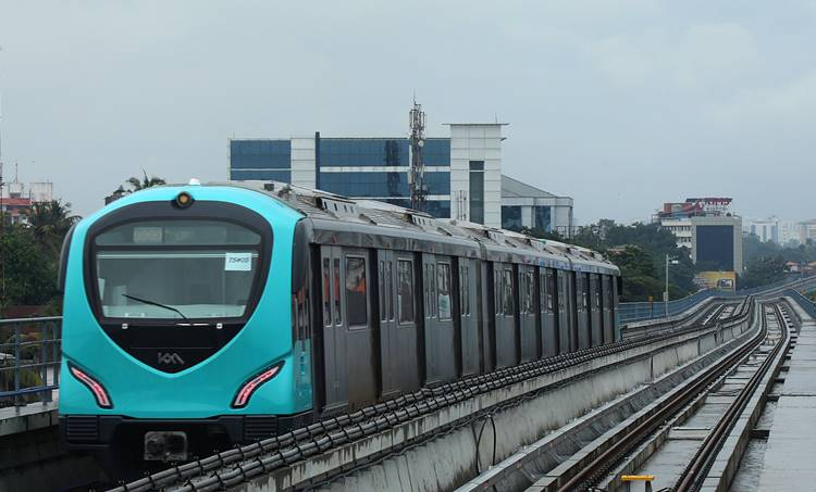 kochi metro, e. sreedharan,nirmal hareendran