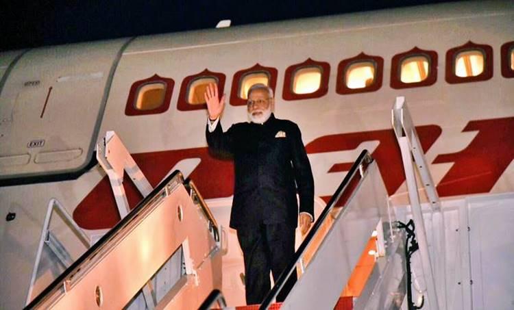 PMO India, ഇന്ത്യൻ പ്രധാനമന്ത്രി, നരേന്ദ്ര മോദി, പ്രധാനമന്ത്രിയുടെ ത്രിരാഷ്ട്ര സന്ദർശനം, PMO India visits Netherland