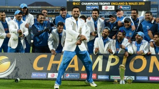 Champions Trophy, Team India