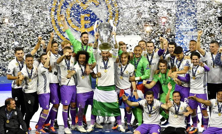 Champions League, Real Madrid, Cristiano Ronaldo
