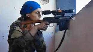sniper- isis