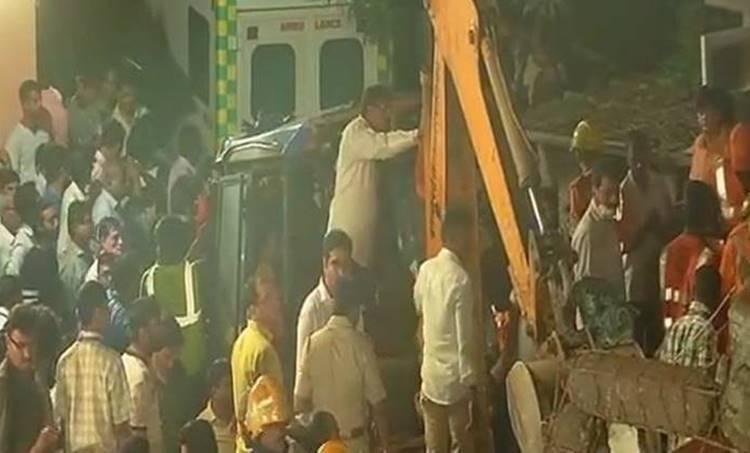 Building Collapse, Shivsena Leader