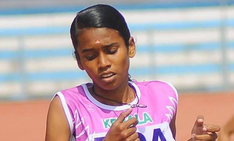 PU chitra, athletic federation of india