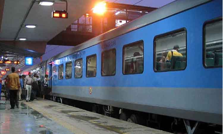 Indian Railway, AC Coaches