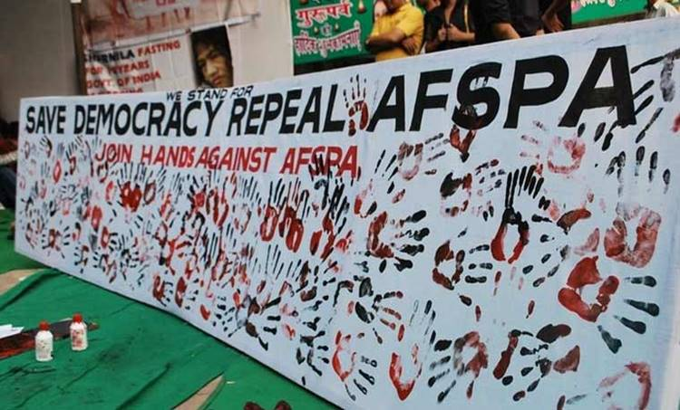 AFSPA, Manipur