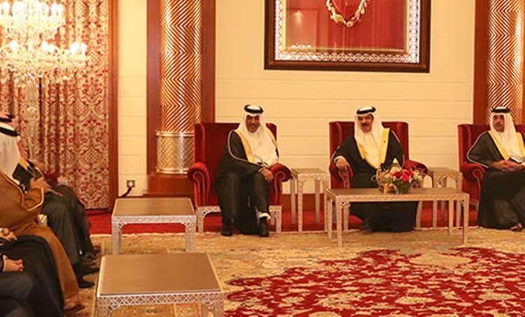 bahrain, prime minister