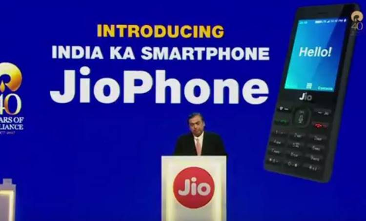 Reliance Jio, JioPhone