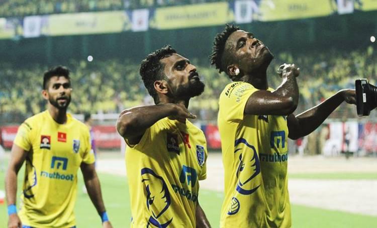Kerala Blasters, ISL