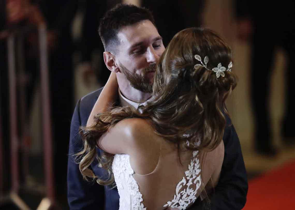 lionel messi, messi wedding