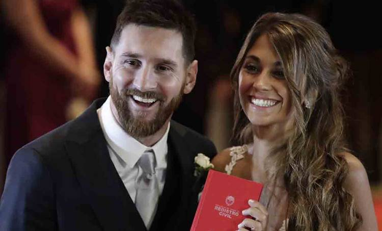lionel messi, messi wedding