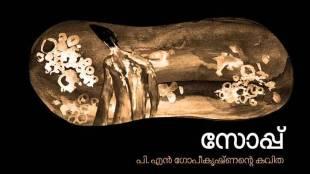 pn gopikrishnan, malayalam poet, poem, soap,