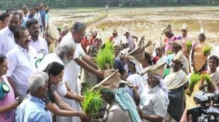 Pinarayi Vijayan, CMO Kerala