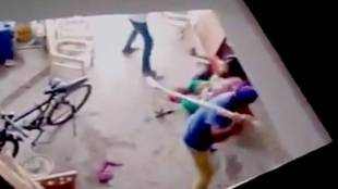 Patiala, women beaten